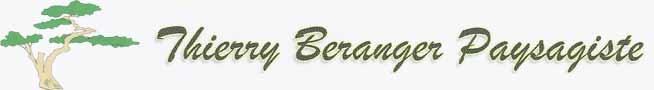 Thierry Beranger, paysagiste Logo